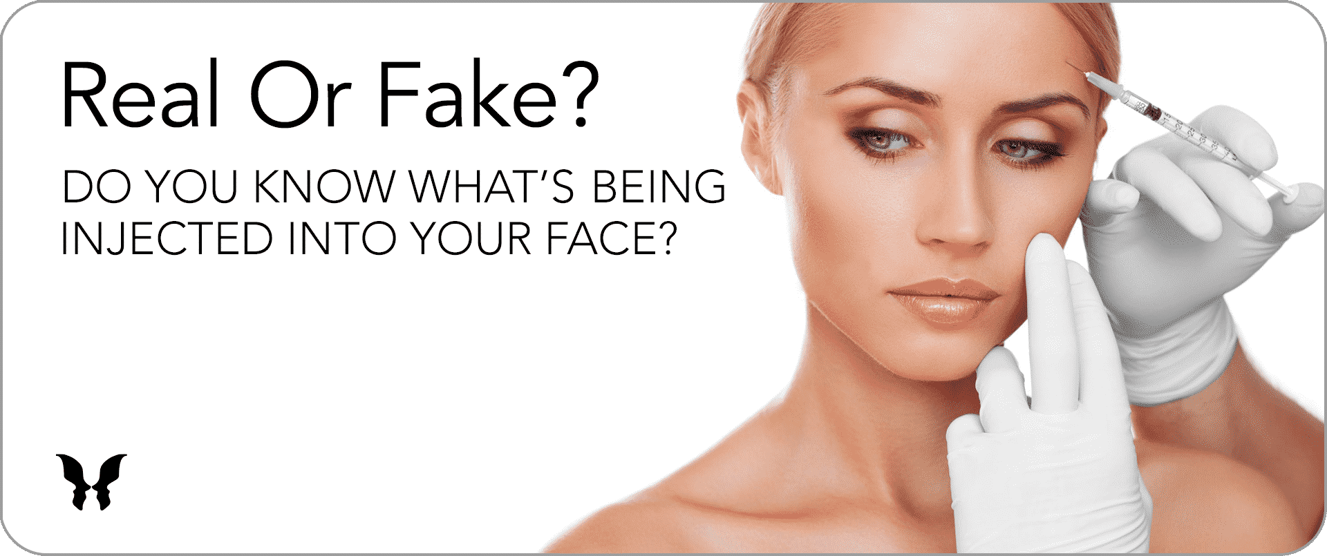Real Or Fake? Do You Know What's Being Injected Into Your Face? 52a 020917 Syringe Blog