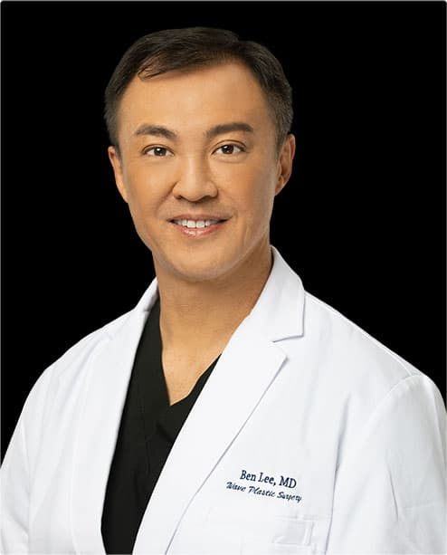 Plastic Surgeon Ben Lee Photo