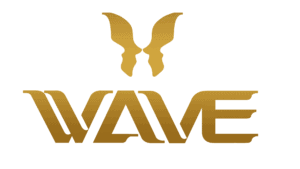 Gold Wave Logo