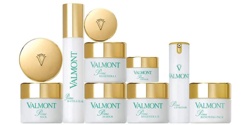 Valmont Facial Cream Bottles