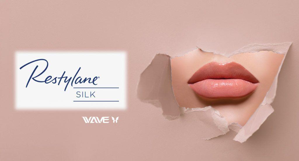 Restylane Silk web banner