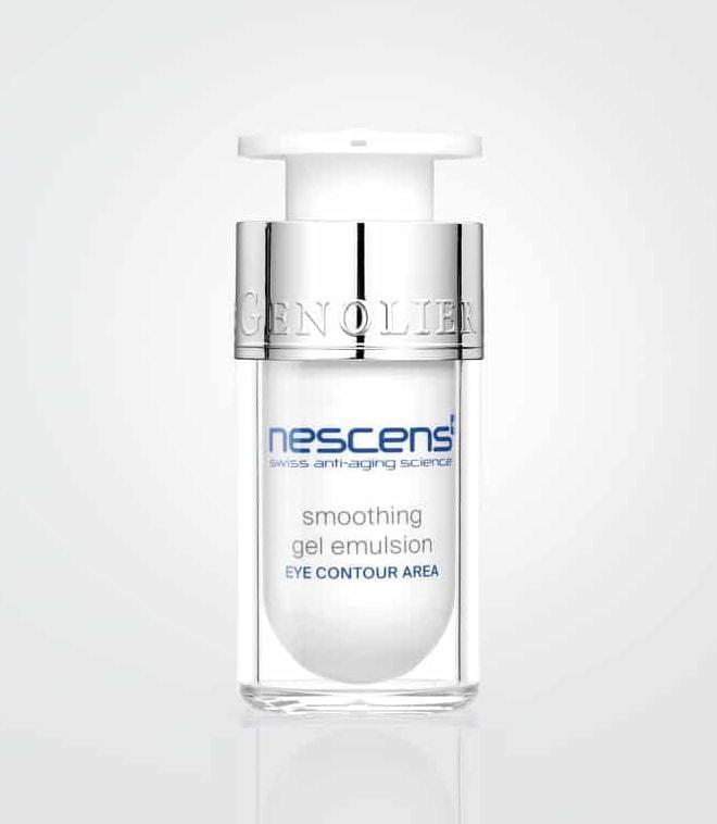 Nescens skincare product